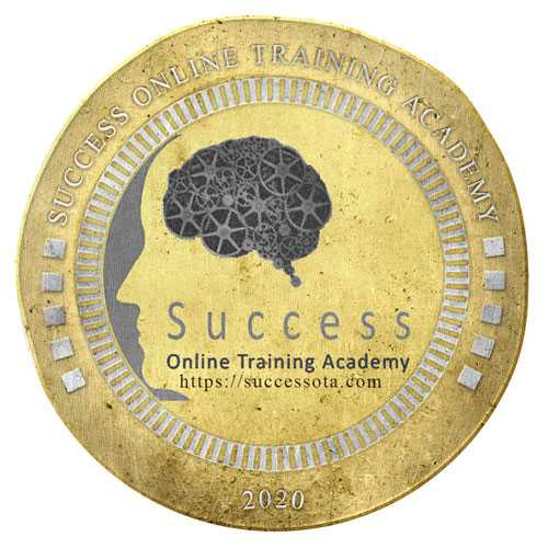 Success Golden Coin
